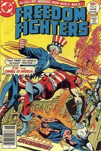 Freedom Fighters Vol 1 8