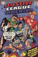 Justice League of America Vol 1 44