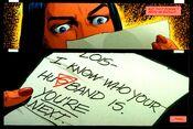 Lois threatened