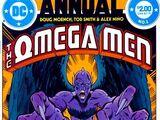 Omega Men Annual Vol 1 1