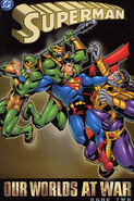 Superman Our Worlds at War Vol 2 TP