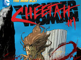Wonder Woman Vol 4 23.1: The Cheetah