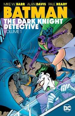 Cover for the Batman: The Dark Knight Detective Vol. 1 Trade Paperback