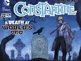 Constantine Vol 1 22