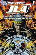 DC Comics Presents Justice League of America - Black Baptism Vol 1 1