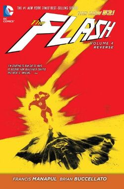 Cover for the The Flash: Reverse Trade Paperback