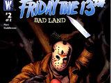 Friday the 13th: Bad Land Vol 1 2