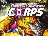 Green Lantern Corps Vol 2 34