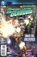 Green Lantern New Guardians Vol 1 7