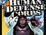 Human Defense Corps Vol 1 2