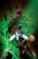 New Suicide Squad Vol 1 12 Textless Green Lantern 75th Anniversary Variant