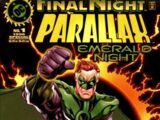 Parallax: Emerald Night Vol 1 1
