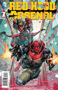 Red Hood Arsenal Vol 1 1