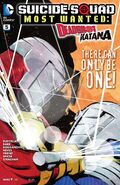Suicide Squad Most Wanted Deadshot and Katana Vol 1 5