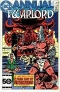 Warlord Annual 4
