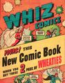 Whiz Comics Wheaties Miniature Edition