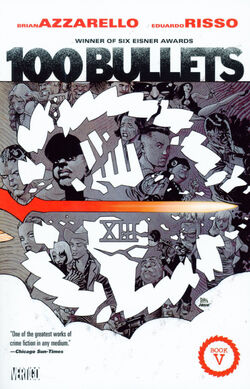 Cover for the 100 Bullets: Book Five Trade Paperback