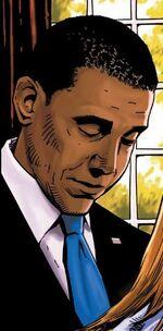 Barack Obama Prime Earth