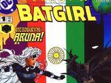 Batgirl Annual Vol 1 1