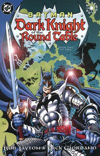 Batman Dark Knight of the Round Table 1