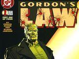 Batman: Gordon's Law Vol 1 1
