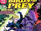 Birds of Prey Vol 1 13