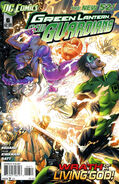 Green Lantern New Guardians Vol 1 6