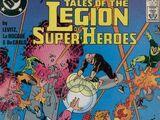Legion of Super-Heroes Vol 2 354