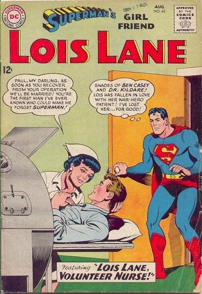 Supermans girlfriend lois lane vol 1 43 dc database fandom cover gallery altavistaventures Choice Image