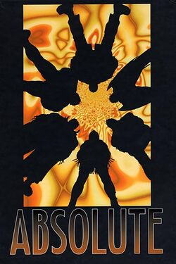 Cover for the The Absolute Authority Vol. 2 Trade Paperback