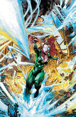 Mera rampaging through Amnesty Bay
