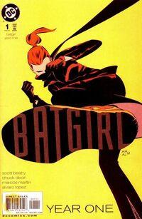 Batgirl - Year One 1