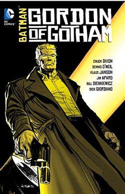 Cover for the Batman: Gordon of Gotham Trade Paperback
