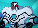 Victor Stone (Justice League Action)