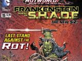 Frankenstein, Agent of S.H.A.D.E. Vol 1 15