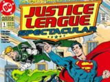 Justice League Spectacular Vol 1 1