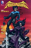 Nightwing Love and Bullets 2016
