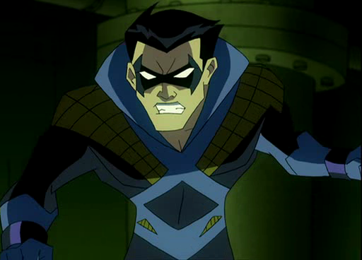 Image - Nightwing The Batman 002.png | DC Database | FANDOM powered ...