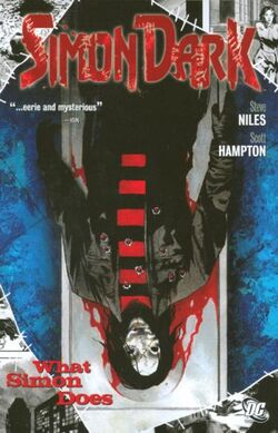 Cover for the Simon Dark: What Simon Does Trade Paperback