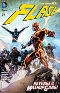 The Flash Vol 4 34