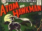 The Atom and Hawkman Vol 1 43