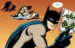 Batman finds Joker