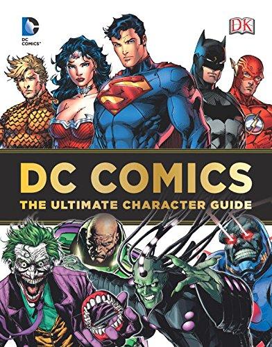 dc comics ultimate character guide pdf