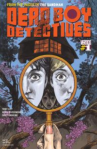 Dead Boy Detectives Vol 2 1