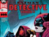 Detective Comics Vol 1 978