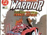 Guy Gardner: Warrior Vol 1 40