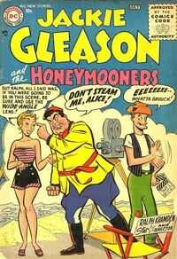 Jackie Gleason and the Honeymooners Vol 1 1