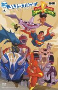 Justice League Power Rangers Vol 1 6