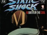 Static Shock: Rebirth of the Cool Vol 1