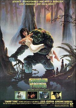 Swamp Thing Movie
